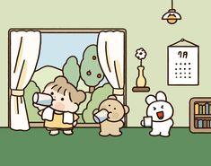 Cute Desktop Wallpaper, Cute Pastel Wallpaper, Soft Wallpaper, Bear Wallpaper, Emoji Wallpaper, Cute Anime Wallpaper, Cute Cartoon Wallpapers, Aesthetic Desktop Wallpaper, Cute Backgrounds