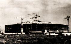 03 Giugno 1960, #Roma #Eur inaugurazione del #Palazzo dello #Sport