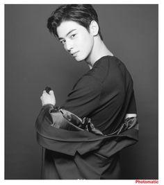Cha Eun Woo for 'My ID is gangnam beauty' Cha Eun Woo, Hyun Woo, Korean Star, Korean Men, Korean Actors, Korean Dramas, Asian Actors, Kdrama, Cha Eunwoo Astro