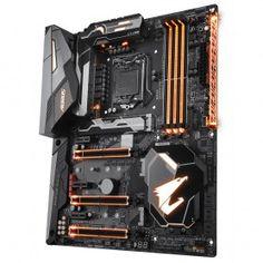NEW Product Alert:  Gigabyte Z370 AORUS Gaming 7 LGA 1151 (Socket H4) ATX motherboard  https://pcsouth.com/intel-single-cpu-motherboards/448769-gigabyte-z370-aorus-gaming-7-lga-1151-socket-h4-atx-motherboard-intel-single-proc-mb-gigabyte.html