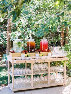 jenna-dave-wedding-drinks-0820 Backyard Engagement Parties, Engagement Party Planning, Backyard Wedding Decorations, Small Backyard Weddings, Diy Outdoor Weddings, Small Weddings, Garden Weddings, Wedding Backyard, Intimate Weddings