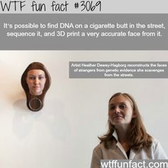 WTF Fun Facts is updated daily with interesting & funny random facts. We post about health, celebs/people, places, animals, history information and much more. New facts all day - every day! Wow Facts, Wtf Fun Facts, Funny Facts, Random Facts, Crazy Facts, Random Stuff, The More You Know, Good To Know, Did You Know