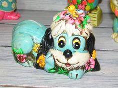 アメリカンビンテージ 子犬の貯金箱 Coin Bank Holiday Fair Puppy 2 - AMERICAN VINTAGE