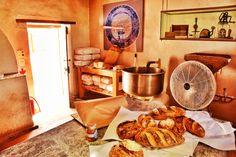 Babylonstoren Bäckerei