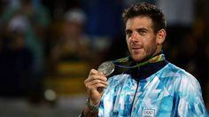 En el fin de su semana mágica, Delpo perdió pero se llevó la medalla de plata - JJ OO Río 2016 http://befamouss.forumfree.it/?t=72878712