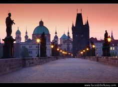 Prague- the most ROMANTIC place on earth!!