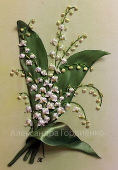 Gallery.ru / Ландыши . - мои работы 2 - Aleksandriya1968