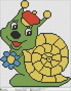 Cross Stitching, Cross Stitch Embroidery, Hand Embroidery, Baby Patterns, Knitting Patterns, Crochet Patterns, Broderie Simple, Modele Pixel Art, Disney Cross Stitch Patterns