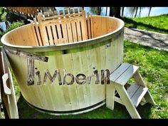 Medinis lauko kubilas, biudžetinis variantas - TimberIN