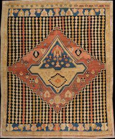 North Persian rug, 1920