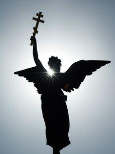 Angel Figure Independence Monument, Tallinn, Estonia