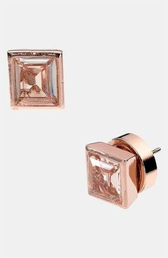 Michael Kors Rose Gold Earings http://thegoodbags.com/    ichael Kors Outlet Only $72 Value Spree 28 For Sale,I'm in love!
