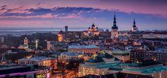 🌍 Таллин, Эстония * * * * * * * * * * * * * * * * * * * * * * * * * * * * * #подбортура #приобретениепутевок #кудапоехать #отдых #путешествия