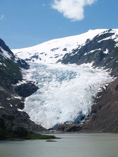 Bear Glacier, Hyder-Stewart Road - late June 2012  By Iconic Blonde Photography  (if you repin, please leave credit)