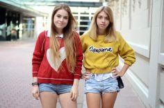The Lady Posh » Blog de moda « Fashion blogger argentina: Más streetstyle de • Bafweek F/W 2014 «««