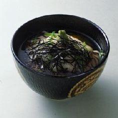 Poteto Soba (ヤマイモの蒸し蕎麦)