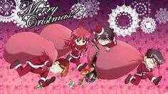 Resultado de imagem para animes especial de natal 2015
