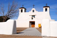 Isleta Pueblo, NM - St. Augustine Churchsleta Pueblo, NM - St. Augustine Church Built around 1612, St. Augustine Church was burned during the Pueblo Revolt of 1680, but was rebuilt in 1710. Renovation that started in 2010 revealed that much of the original adobe was still intact. Today it is a beautiful, and active, reminder of Spanish history among the Native Americans.
