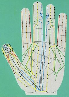 hand meridians