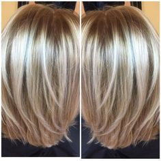 Beste Farbe & Schnitt aller Zeiten von reva - hair and beauty - Haare und Beau. Best color & cut ever by reva - hair and beauty - hair and beauty - och skönhet Thin Hair Cuts, Short Hair With Layers, Best Hair Cuts, Hair Short Bobs, Straight Layered Hair, Hair Color And Cut, Best Hair Color, Haircut And Color, Pinterest Hair