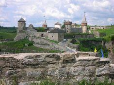 Kamyanets Podilsky Fortress - Lviv, Ukraine