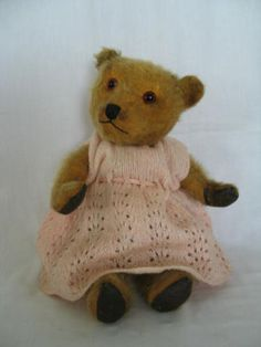Sweet vintage English Ted....