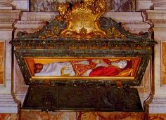 Incorrupt body of Pope St Pius V