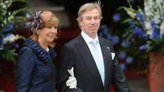 Leopold Prinz von Bayern und Prinzessin Ursula