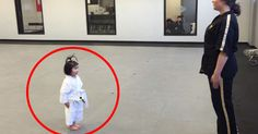 This Tiny Ninja is the Most Adorable Kung Fu Master in the World - CombatSports. Taekwondo, Kung Fu, Martial Arts, Ninja, World, Tv, Videos, The World, Tvs