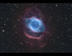 La nebulosa de la hélice
