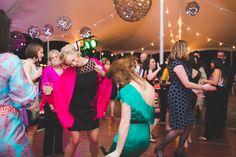 dancing - South Carolina Plantation Wedding - (photo: Feuza Reis Studios)