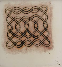Philip Taaffe, Rangavalli XVII, 1989, Oil pigment on paper, 68,5 x 68,5 cm