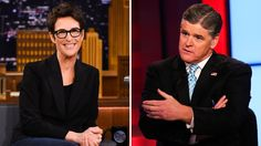 Fox News also celebrates another quarter at No. 1, though Maddow mints a three-month stint as cable news' top performer.