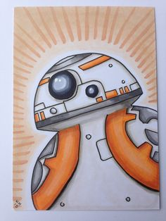 This drawing put into a canvas with a Joe Kaminski style to it would be awesome!