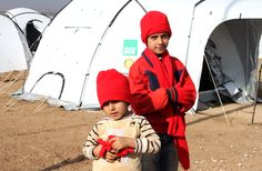 #SyrianRefugees #2012 #ShelterBox #DisasterRelief #Shelter #Warmth #Dignity
