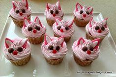 Butik Pasta Kurabiye Makaron: Cupcake