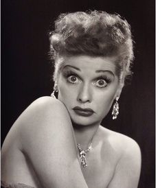 Lucille Ball 1950, Phillippe Halsman
