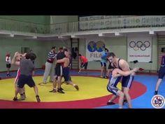 Training Georgian Greco-roman Wrestling 2016 Tbilisi