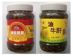 Canned matsutake slices 440 Gram in 1 bottle and canned porcini mushroom slices 440 Gram in 1 bottle, oil dried, http://www.amazon.com/dp/B00W9EYJVG/ref=cm_sw_r_pi_awdm_f0O8wb6S4N83R