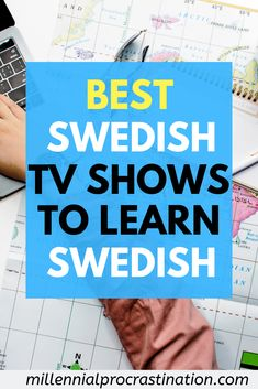 Best TV Shows To Learn Swedish Are you learning Swedish? Check out these tv shows to learn Swedish. Improve your Swedish language learning. Language Study, First Language, Astrid Lingren, Kingdom Of Sweden, Swedish Language, About Sweden, Sweden Travel, Italy Travel, Swedish Christmas