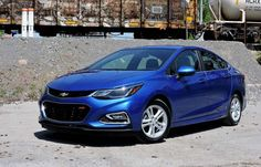 2019 Chevy Cruze: Redesigning Sedan with Stealing Features