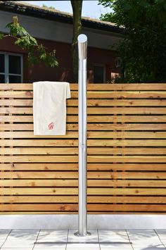 Le nuove colonne doccia inox wellness di Cristina Rubinetterie