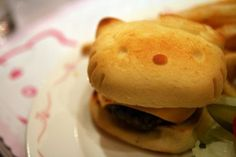 Hello Kitty Hamburger