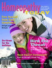 This is a great magazine for folks new to homeopathy and for folks who have been using homeopathy for a long time.