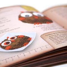"""Libro """"El recetario mágico"""" - Play Attitude #Lentejas, #búho, #cocina, #recipe, #cook, #kids, #niño, #libro, #book, #cocinadivetida #platosdivertidos"""
