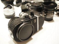 Leica Visoflex Version 1 by JOLEYE, via Flickr