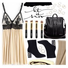 """""""Softness in not weakness: Delicate style"""" by pastelneon ❤ liked on Polyvore"""