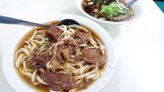 四平商圈,六福牛肉麵單純的好味道飄香四十年@捷運松江南京