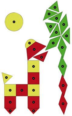 Fiches modèle pour le jeu du marteau - Sac de 10 Prep School, Symbols, Letters, Activities, Education, Perception, Cabana, Kids Math, Kids Corner
