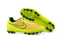 official photos d669f 26aae New Nike Magista Orden Ag Voltmetallic Gold Coin Black Hyper Punch Yellow  Stylish